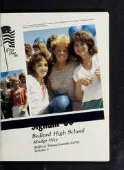 Page 5, 1986 Edition, Bedford High School - Missile Yearbook (Bedford, MA) online yearbook collection