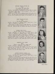 Page 13, 1945 Edition, Sharon High School - Marsengold Yearbook (Sharon, MA) online yearbook collection