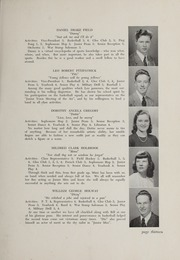 Page 15, 1945 Edition, Sharon High School - Marsengold Yearbook (Sharon, MA) online yearbook collection
