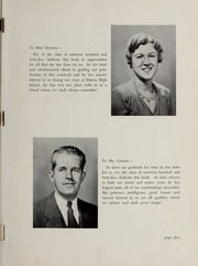 Page 7, 1945 Edition, Sharon High School - Marsengold Yearbook (Sharon, MA) online yearbook collection
