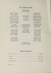 Page 8, 1945 Edition, Sharon High School - Marsengold Yearbook (Sharon, MA) online yearbook collection