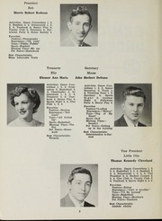 Page 12, 1950 Edition, Sharon High School - Marsengold Yearbook (Sharon, MA) online yearbook collection