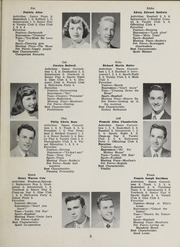 Page 13, 1950 Edition, Sharon High School - Marsengold Yearbook (Sharon, MA) online yearbook collection