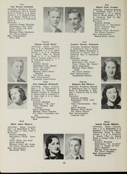Page 16, 1950 Edition, Sharon High School - Marsengold Yearbook (Sharon, MA) online yearbook collection
