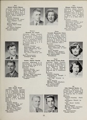Page 17, 1950 Edition, Sharon High School - Marsengold Yearbook (Sharon, MA) online yearbook collection