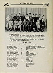 Page 6, 1950 Edition, Sharon High School - Marsengold Yearbook (Sharon, MA) online yearbook collection