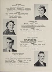 Page 11, 1953 Edition, Sharon High School - Marsengold Yearbook (Sharon, MA) online yearbook collection
