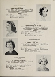 Page 13, 1953 Edition, Sharon High School - Marsengold Yearbook (Sharon, MA) online yearbook collection