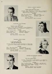 Page 16, 1953 Edition, Sharon High School - Marsengold Yearbook (Sharon, MA) online yearbook collection