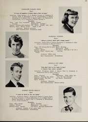 Page 17, 1953 Edition, Sharon High School - Marsengold Yearbook (Sharon, MA) online yearbook collection