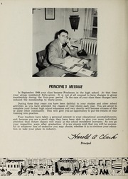 Page 6, 1953 Edition, Sharon High School - Marsengold Yearbook (Sharon, MA) online yearbook collection