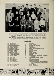 Page 8, 1953 Edition, Sharon High School - Marsengold Yearbook (Sharon, MA) online yearbook collection