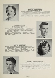 Page 13, 1956 Edition, Sharon High School - Marsengold Yearbook (Sharon, MA) online yearbook collection