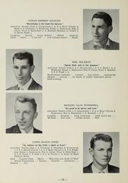 Page 16, 1956 Edition, Sharon High School - Marsengold Yearbook (Sharon, MA) online yearbook collection
