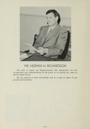 Page 6, 1956 Edition, Sharon High School - Marsengold Yearbook (Sharon, MA) online yearbook collection