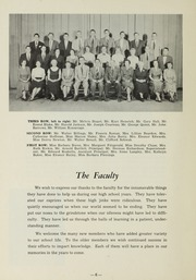 Page 8, 1956 Edition, Sharon High School - Marsengold Yearbook (Sharon, MA) online yearbook collection
