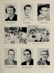 Page 13, 1958 Edition, Sharon High School - Marsengold Yearbook (Sharon, MA) online yearbook collection