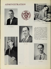 Page 12, 1964 Edition, Sharon High School - Marsengold Yearbook (Sharon, MA) online yearbook collection
