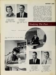 Page 16, 1964 Edition, Sharon High School - Marsengold Yearbook (Sharon, MA) online yearbook collection