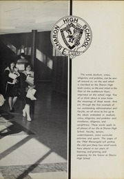 Page 3, 1964 Edition, Sharon High School - Marsengold Yearbook (Sharon, MA) online yearbook collection