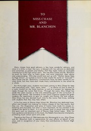 Page 9, 1964 Edition, Sharon High School - Marsengold Yearbook (Sharon, MA) online yearbook collection