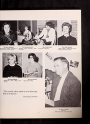 Page 17, 1969 Edition, Plymouth Carver High School - Pilgrim Yearbook (Plymouth, MA) online yearbook collection