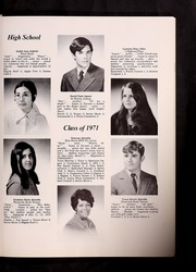 Page 17, 1971 Edition, Plymouth Carver High School - Pilgrim Yearbook (Plymouth, MA) online yearbook collection