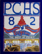 1982 Edition, Plymouth Carver High School - Pilgrim Yearbook (Plymouth, MA)