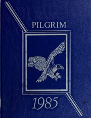 1985 Edition, Plymouth Carver High School - Pilgrim Yearbook (Plymouth, MA)