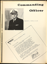 Page 10, 1966 Edition, Harold J Ellison (DD 864) - Naval Cruise Book online yearbook collection