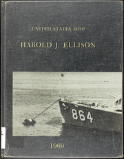 Page 1, 1969 Edition, Harold J Ellison (DD 864) - Naval Cruise Book online yearbook collection