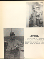Page 14, 1971 Edition, Harold J Ellison (DD 864) - Naval Cruise Book online yearbook collection