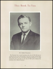 Page 9, 1960 Edition, Shrewsbury High School - Colonial Yearbook (Shrewsbury, MA) online yearbook collection