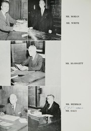 Page 15, 1951 Edition, Boston Technical High School - Technician Yearbook (Boston, MA) online yearbook collection