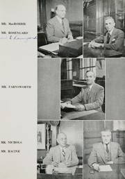 Page 16, 1951 Edition, Boston Technical High School - Technician Yearbook (Boston, MA) online yearbook collection
