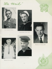Page 15, 1945 Edition, Greenfield High School - Exponent Yearbook (Greenfield, MA) online yearbook collection