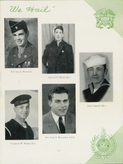 Page 17, 1945 Edition, Greenfield High School - Exponent Yearbook (Greenfield, MA) online yearbook collection