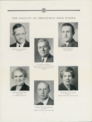 Page 7, 1945 Edition, Greenfield High School - Exponent Yearbook (Greenfield, MA) online yearbook collection