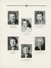 Page 8, 1945 Edition, Greenfield High School - Exponent Yearbook (Greenfield, MA) online yearbook collection