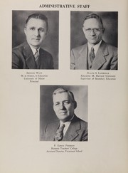 Page 12, 1951 Edition, Greenfield High School - Exponent Yearbook (Greenfield, MA) online yearbook collection
