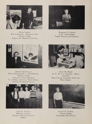 Page 16, 1951 Edition, Greenfield High School - Exponent Yearbook (Greenfield, MA) online yearbook collection
