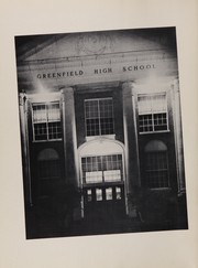 Page 6, 1951 Edition, Greenfield High School - Exponent Yearbook (Greenfield, MA) online yearbook collection