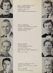Page 12, 1958 Edition, Greenfield High School - Exponent Yearbook (Greenfield, MA) online yearbook collection