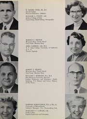 Page 13, 1958 Edition, Greenfield High School - Exponent Yearbook (Greenfield, MA) online yearbook collection