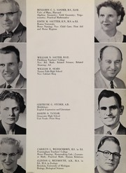 Page 15, 1958 Edition, Greenfield High School - Exponent Yearbook (Greenfield, MA) online yearbook collection