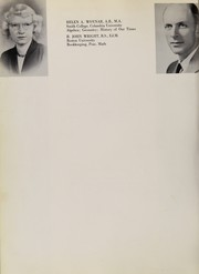 Page 16, 1958 Edition, Greenfield High School - Exponent Yearbook (Greenfield, MA) online yearbook collection