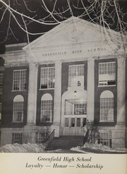 Page 6, 1958 Edition, Greenfield High School - Exponent Yearbook (Greenfield, MA) online yearbook collection