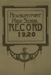 1920 Edition, Newburyport High School - Enaitchess Yearbook (Newburyport, MA)