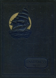 1933 Edition, Newburyport High School - Enaitchess Yearbook (Newburyport, MA)