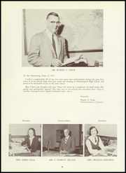 Page 10, 1957 Edition, Newburyport High School - Enaitchess Yearbook (Newburyport, MA) online yearbook collection
